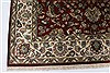Tabriz Beige Hand Knotted 56 X 711  Area Rug 250-26861 Thumb 6