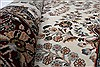 Isfahan White Hand Knotted 50 X 81  Area Rug 250-26864 Thumb 12