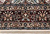 Isfahan White Hand Knotted 50 X 81  Area Rug 250-26864 Thumb 4
