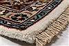 Isfahan White Hand Knotted 50 X 81  Area Rug 250-26864 Thumb 7