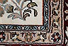 Isfahan White Hand Knotted 50 X 81  Area Rug 250-26864 Thumb 9