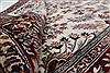 Isfahan White Hand Knotted 51 X 83  Area Rug 250-26865 Thumb 13