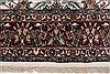 Isfahan White Hand Knotted 51 X 83  Area Rug 250-26865 Thumb 4