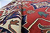 Kazak Red Hand Knotted 55 X 711  Area Rug 250-26874 Thumb 13