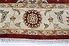 Chobi Red Hand Knotted 55 X 79  Area Rug 250-26879 Thumb 4