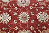 Chobi Red Hand Knotted 55 X 79  Area Rug 250-26879 Thumb 5