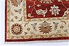 Chobi Red Hand Knotted 55 X 79  Area Rug 250-26879 Thumb 6