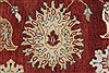 Chobi Red Hand Knotted 55 X 79  Area Rug 250-26879 Thumb 9