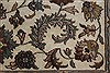 Kashmar Beige Hand Knotted 60 X 80  Area Rug 250-26882 Thumb 10