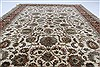 Kashmar Beige Hand Knotted 60 X 80  Area Rug 250-26882 Thumb 4