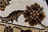 Kashmar Beige Hand Knotted 51 X 80  Area Rug 250-26890 Thumb 12