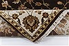 Kashmar Beige Hand Knotted 51 X 80  Area Rug 250-26890 Thumb 3