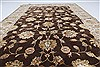 Kashmar Beige Hand Knotted 51 X 80  Area Rug 250-26890 Thumb 5