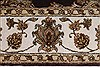 Kashmar Beige Hand Knotted 51 X 80  Area Rug 250-26890 Thumb 6