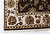 Kashmar Beige Hand Knotted 51 X 80  Area Rug 250-26890 Thumb 8