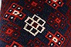 Turkman Blue Hand Knotted 58 X 82  Area Rug 250-26891 Thumb 11