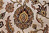 Kashmar Beige Hand Knotted 56 X 80  Area Rug 250-26906 Thumb 10