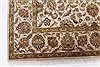 Kashmar Beige Hand Knotted 56 X 80  Area Rug 250-26906 Thumb 8