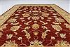 Pishavar Beige Hand Knotted 56 X 711  Area Rug 250-26908 Thumb 2