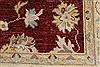 Pishavar Beige Hand Knotted 56 X 711  Area Rug 250-26908 Thumb 8