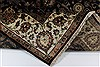 Kashan Brown Hand Knotted 52 X 83  Area Rug 250-26915 Thumb 3