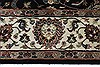 Kashan Brown Hand Knotted 52 X 83  Area Rug 250-26915 Thumb 6