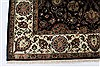 Kashan Brown Hand Knotted 52 X 83  Area Rug 250-26915 Thumb 8