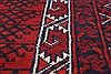 Turkman Blue Hand Knotted 55 X 80  Area Rug 250-26917 Thumb 8