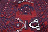 Turkman Blue Hand Knotted 56 X 82  Area Rug 250-26919 Thumb 9