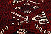 Turkman Blue Hand Knotted 54 X 76  Area Rug 250-26920 Thumb 8