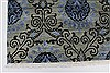 Modern Black Hand Knotted 90 X 120  Area Rug 250-26928 Thumb 5