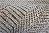 Modern Beige Hand Knotted 80 X 101  Area Rug 250-26931 Thumb 7