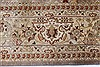 Isfahan Beige Hand Knotted 80 X 101  Area Rug 250-26935 Thumb 6