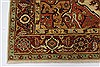 Serapi Brown Hand Knotted 61 X 810  Area Rug 250-26937 Thumb 6