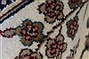Isfahan White Hand Knotted 510 X 88  Area Rug 250-26938 Thumb 10