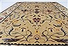Isfahan Grey Hand Knotted 61 X 811  Area Rug 250-26940 Thumb 3