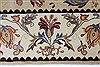 Isfahan Grey Hand Knotted 61 X 811  Area Rug 250-26940 Thumb 4