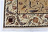 Isfahan Grey Hand Knotted 61 X 811  Area Rug 250-26940 Thumb 6