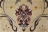 Isfahan Grey Hand Knotted 61 X 811  Area Rug 250-26940 Thumb 9