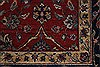 Isfahan Red Hand Knotted 60 X 811  Area Rug 250-26953 Thumb 11