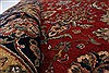 Isfahan Red Hand Knotted 60 X 811  Area Rug 250-26953 Thumb 1