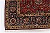 Isfahan Red Hand Knotted 60 X 811  Area Rug 250-26953 Thumb 7