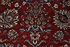 Isfahan Red Hand Knotted 60 X 811  Area Rug 250-26953 Thumb 9