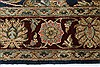 Jaipur Blue Hand Knotted 61 X 811  Area Rug 250-26968 Thumb 5