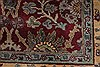 Jaipur Red Hand Knotted 60 X 811  Area Rug 250-26973 Thumb 8