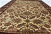 Jaipur Yellow Hand Knotted 62 X 91  Area Rug 250-26976 Thumb 2