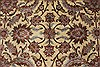 Jaipur Yellow Hand Knotted 62 X 91  Area Rug 250-26976 Thumb 4