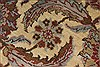 Jaipur Yellow Hand Knotted 62 X 91  Area Rug 250-26976 Thumb 7