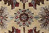 Jaipur Yellow Hand Knotted 62 X 91  Area Rug 250-26976 Thumb 8