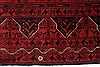 Khan Mohammadi Blue Hand Knotted 411 X 62  Area Rug 250-26991 Thumb 3